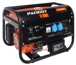Бензиновый генератор PATRIOT GP 3510E в Нижнем Тагиле